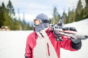 Winter Activities Lakes Region New Hampshire
