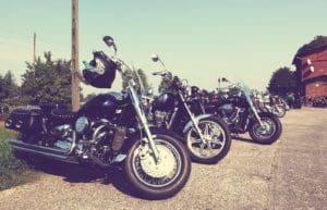 Laconia Motorcycle Week in New Hampshire's Lakes Region