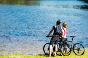 Biking Trails in the Lakes Region of New Hampshire